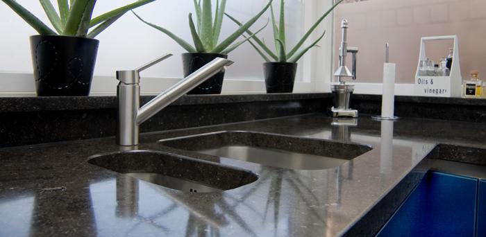 Onderhoud granieten keukenblad